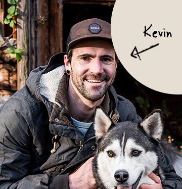 Kevin's team member picture